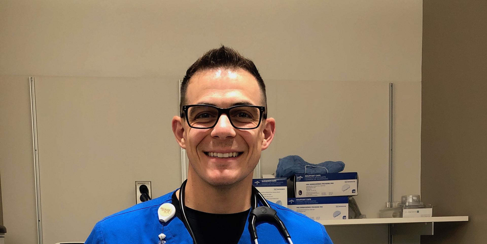 Robert Fields Nurse