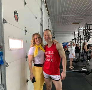 CrossFit Open 2019 Grease Week