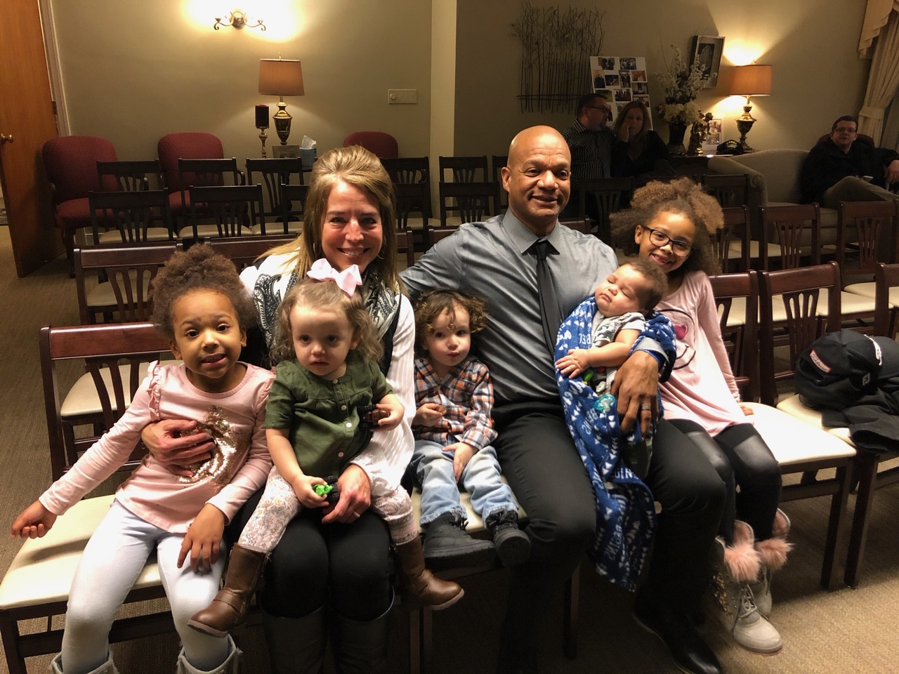 Craig Black Family