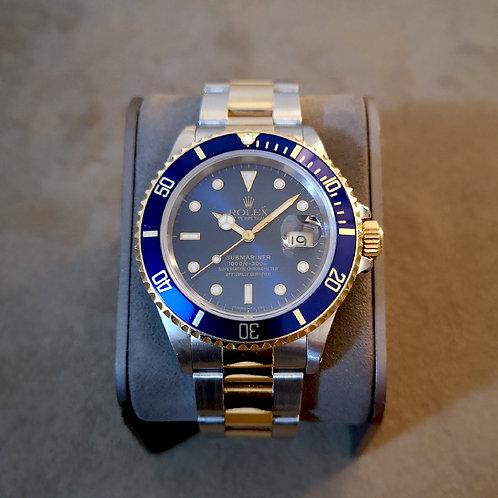 Rolex Submariner Acc/Oro
