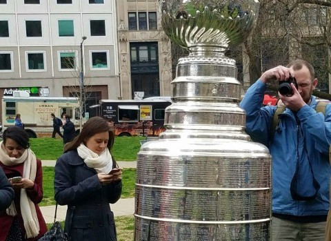 Ice sculptures, food trucks and the Stanley Cup are coming to Worcester's first WinterFest this week