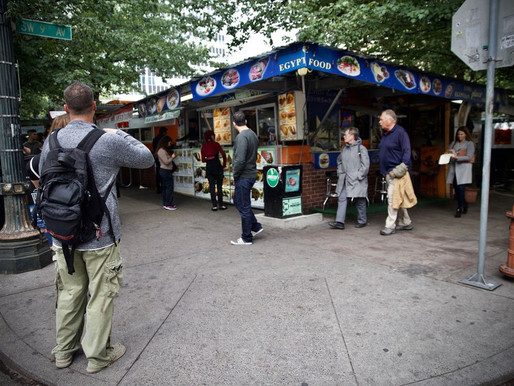 10 carts that turned downtown Portland's biggest food cart pod into a tourist destination