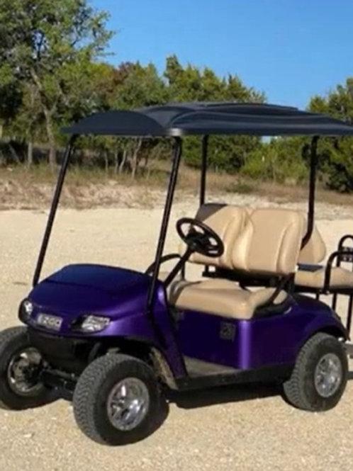 2019 EX Go 48 Volt Golf Cart