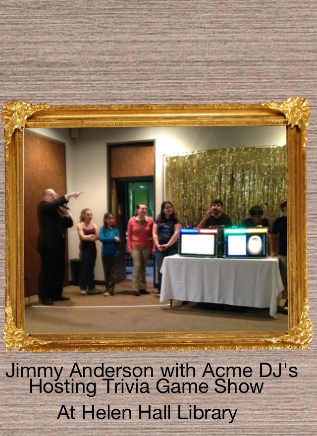 Jimmy Anderson Hosting