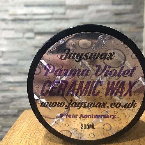 Jayswax Parma Violet Ceramic Wax 200ml