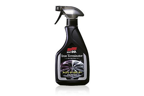 Soft99 Iron Terminator Paint & Wheels Fallout Remover