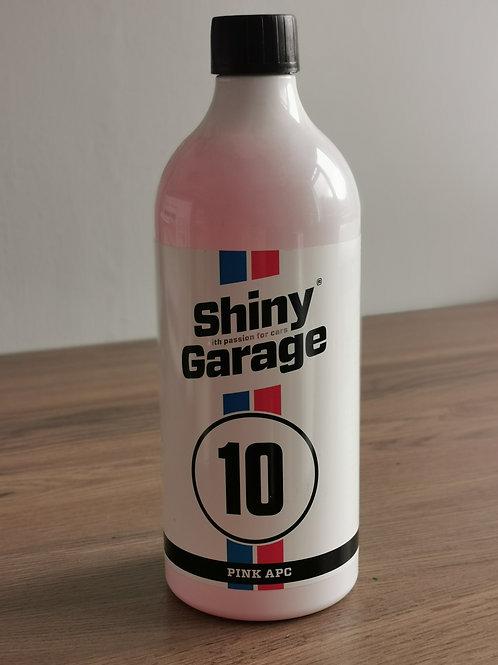 Shiny Garage Pink APC. 1L All Purpose Cleaner