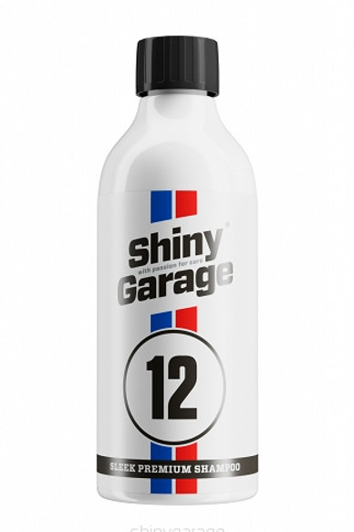 Shiny Garage Sleek Premium Shampoo PH Neutral 500ml
