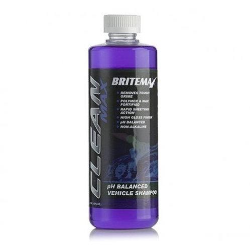 Britemax Clean Max pH Balanced Car Wash Shampoo 473ml