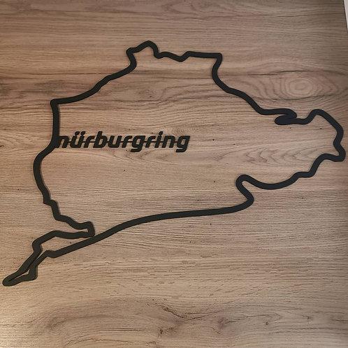 Nurburgring 3mm Acrylic Wall Art
