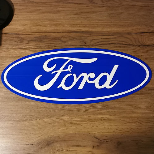 Ford Acrylic Cut Wall Art Sign