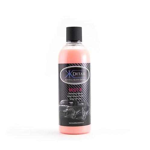 KKD Krystal Kleen Detail Mist X Detailing Spray 500ml