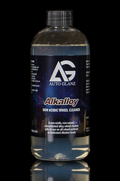 AutoGlanz Alkalloy Concentrate Non Acidic Wheel Cleaner 500ml