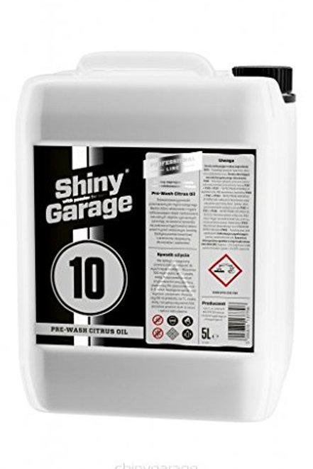 Shiny Garage Pre Wash Citrus Oil 5L