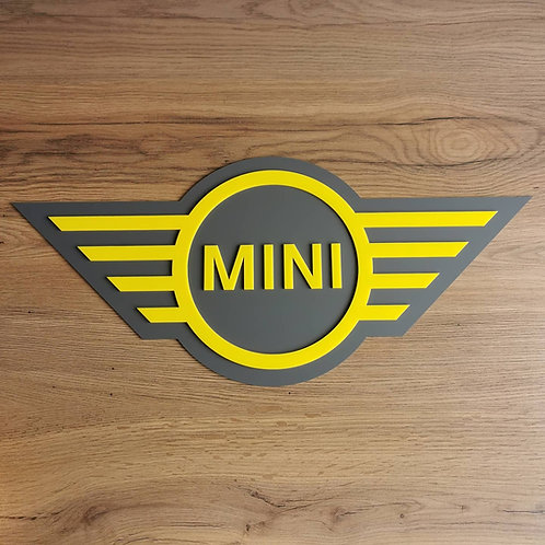 Mini Acrylic Wall Art Sign