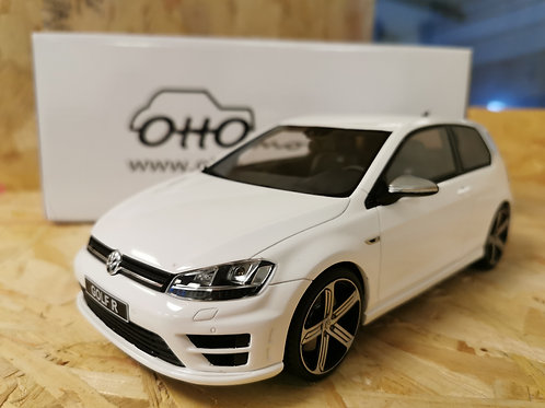 Otto 1:18 Model Golf R Limited Edition