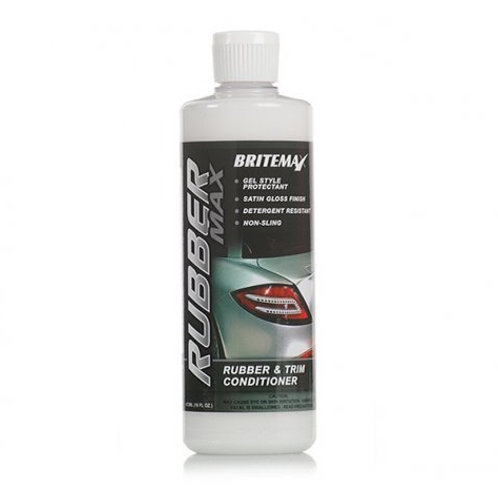 Britemax Rubber Max Tyre Conditioner And Dressing 473ml