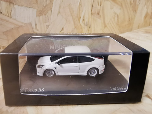 Minichamps 1:87 Focus RS MK2 Extremely Rare 1 of 300