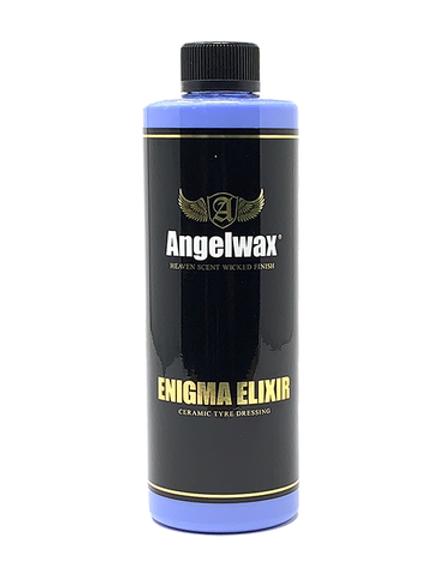 Angelwax Enigma ELIXIR Ceramic Tyre Dressing 500ml