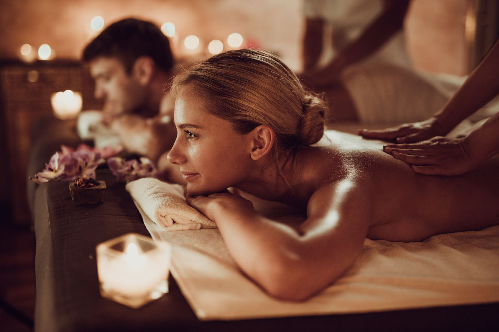 90 Minute Couples Stretch Massage