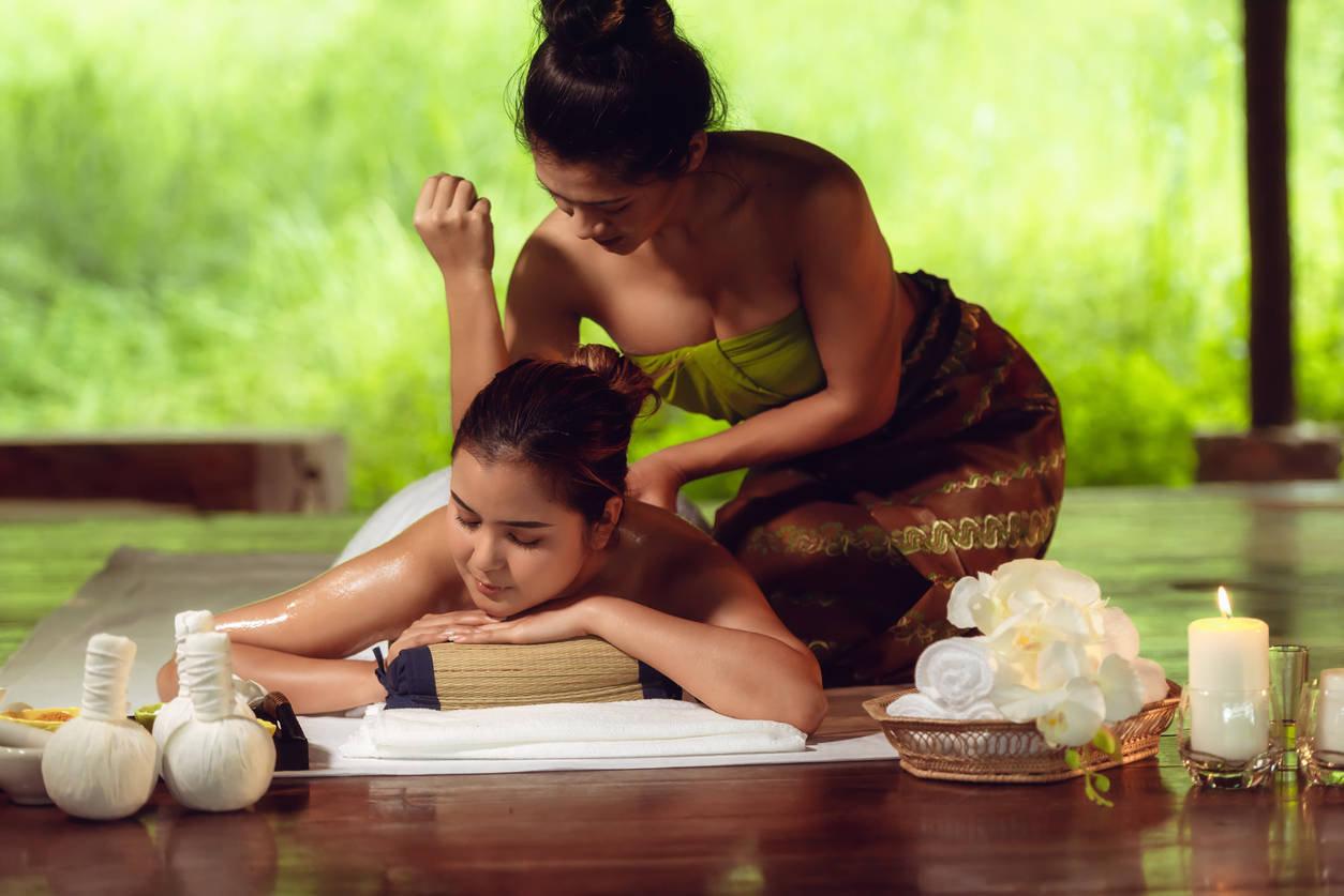 60 minutes Thai Stretch & Massage