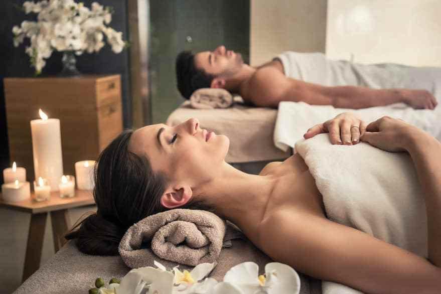 60 Minutes Couples Stretch Massage