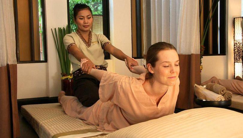2 Hour Combo Stretch  Massage