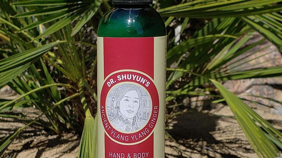 Dr. Shuyun's Ylang Ylang & Ginger Hand & Body Lotion 200mg B.S.H.