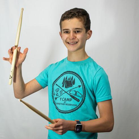 Noah, Age 13