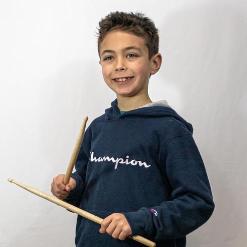 Joey, Age 8