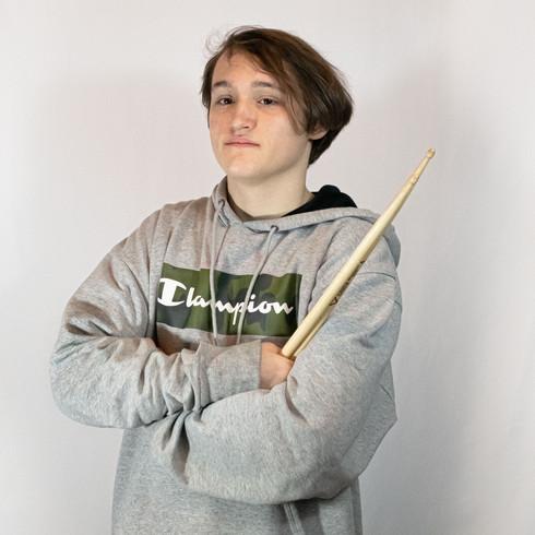 Caleb, Age 15