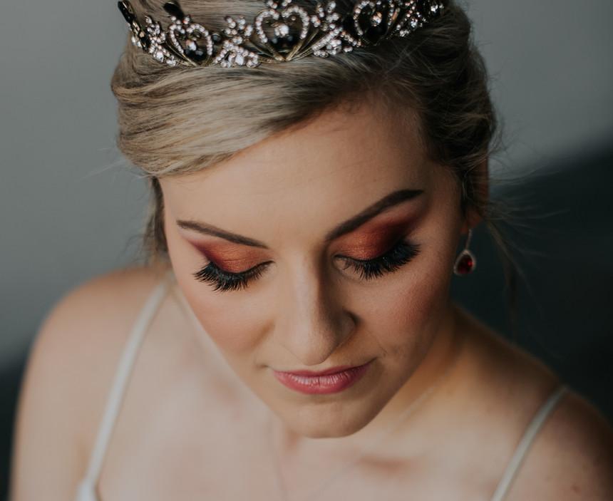 makeup and hair by Tiffany Randolph