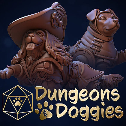 Dungeon and Doggies: All