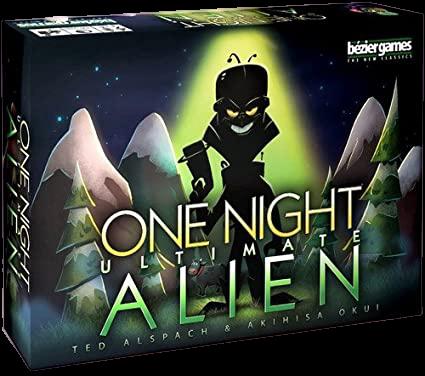 One Night Ultimate Alien