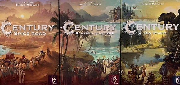 Century Spice Road + expansions