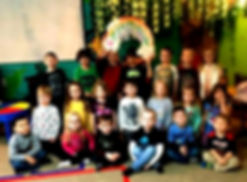 Preschool Thank You Pic for Cards Statio