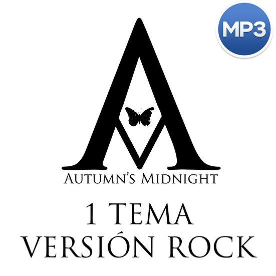 Tema Versión Autumn's Midnight + CD de Regalo