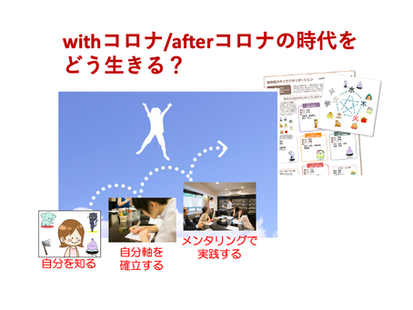withコロナ/afterコロナの時代をどう生きる?