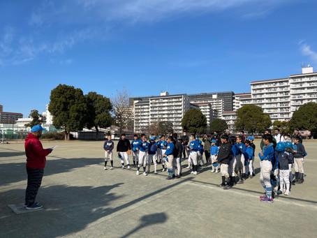 親子ソフトボール大会開催!