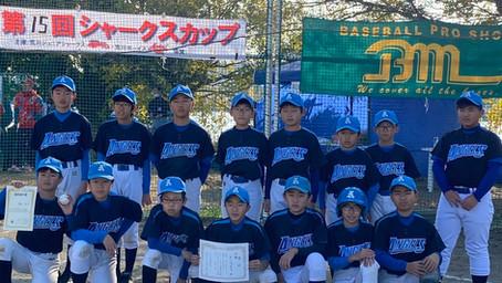 高学年_荒川シャークスカップにおいて3位入賞!