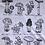 Thumbnail: Mushroom Illustrated T-shirt