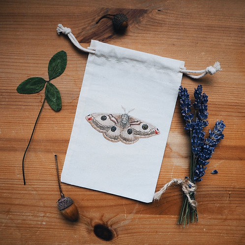 Small Emperor Moth Bag
