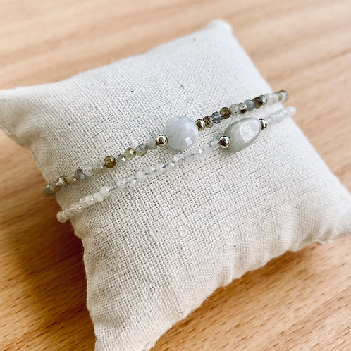Armband mit Stein