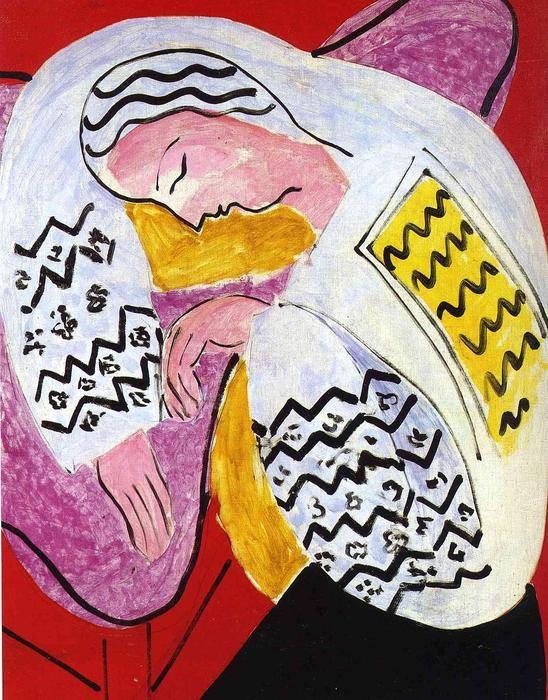 Le rêve en psychothérapie d'après Henri Matisse