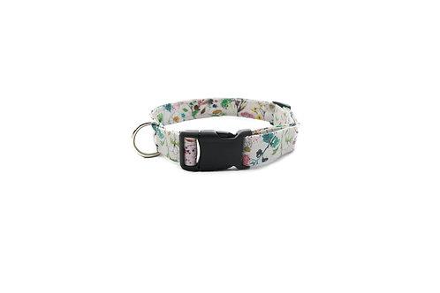 Bohemian Blossom - Dog Collar