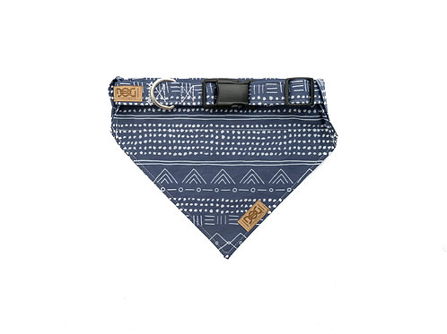 Fall Boho - Matching Collar & Bandana Set