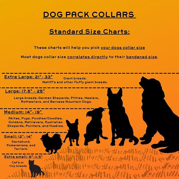SizeChart.DogPackCollars.DogPackCollars.