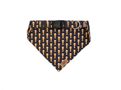 Pints of Beer - Matching Collar & Bandana Set