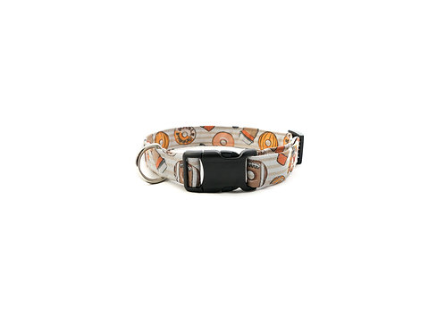 Pumpkin Spice and Everything Nice - Dog Collar