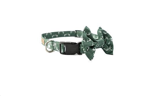 Dog Collar & Bow Tie Bundle